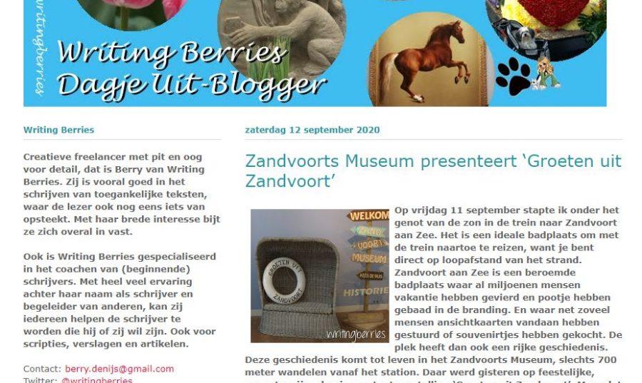 Berries blog | Kees de Muis