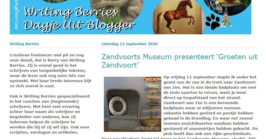 Berries blog | Kees de Muis