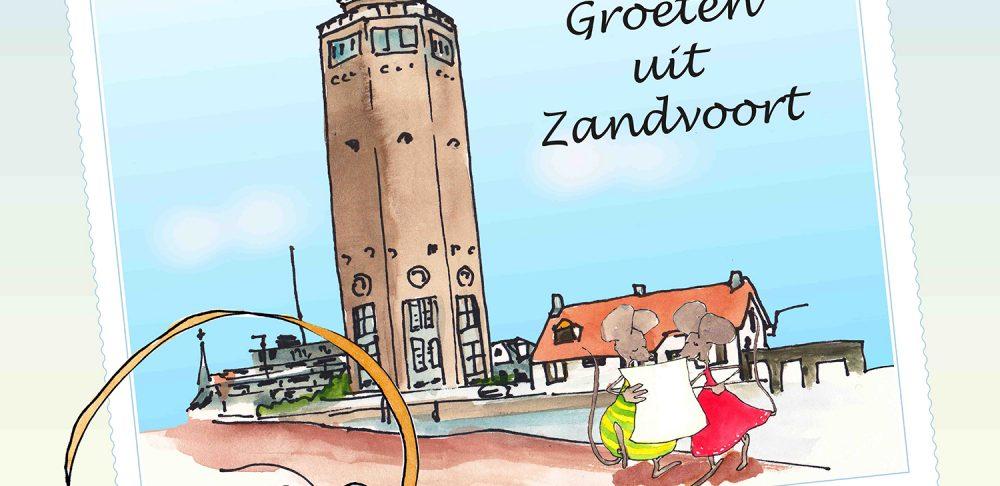 Groeten uit Zandvoort | Kees de Muis